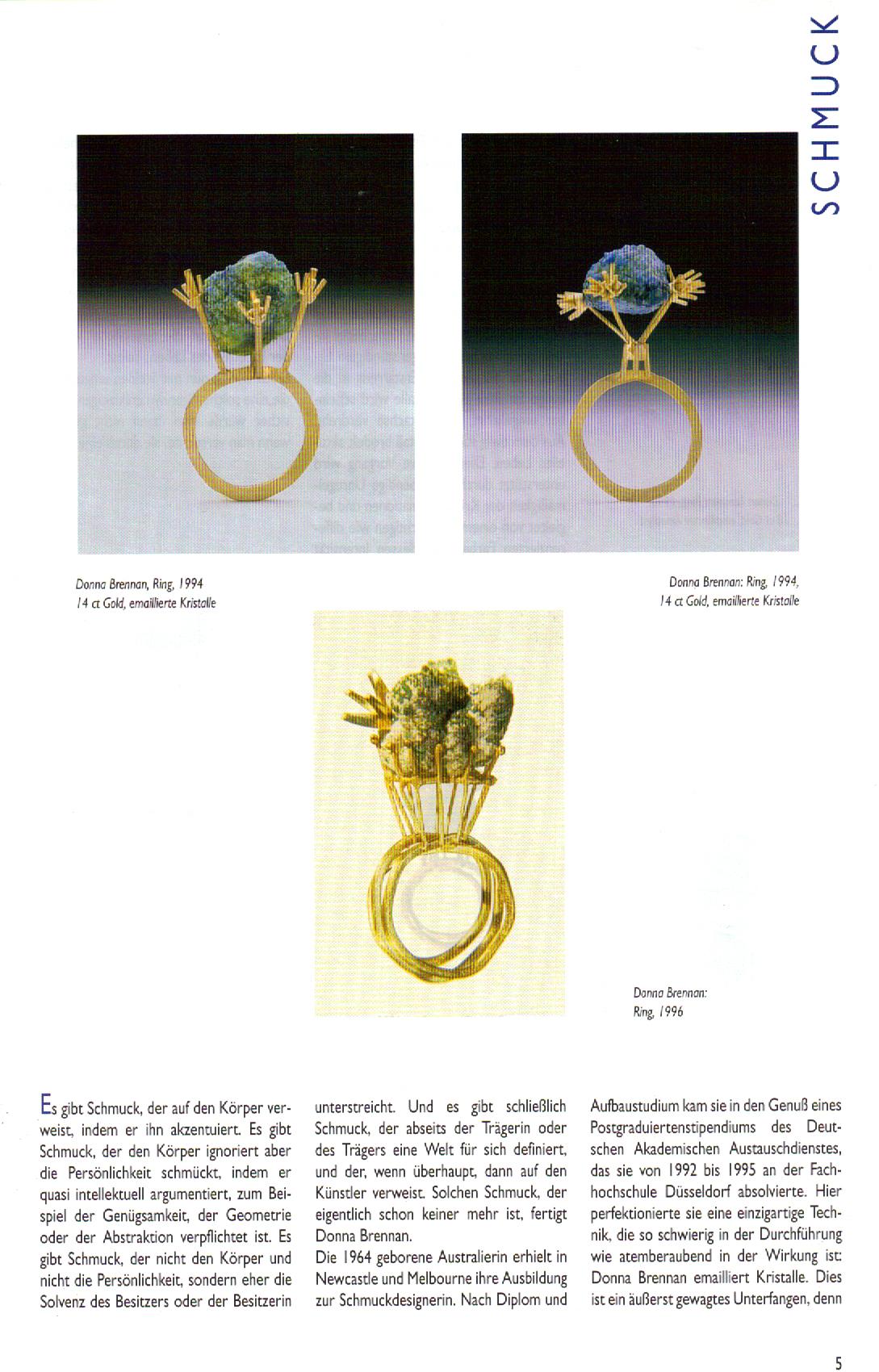 Kunsthandwerk & Design P.2 1998